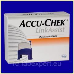 Accu-Chek LinkAssist Устройство для автоматического введения инфузионного набора Акку-Чек® Линк Ассист