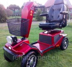 Электрический скутер для инвалидов Electric Mobility Scooter 15 км/Ч