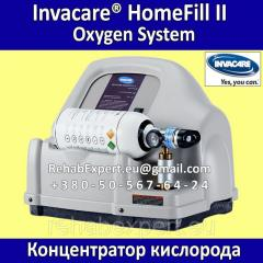 Home Oxygen Station - Invacare Homefill Oxygen