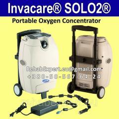 Кислородный концентратор Invacare Solo2 Portable Oxygen Concentrator