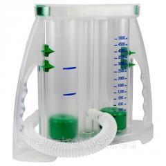 Дыхательный тренажер Ca-Mi Pulmovol 50 Incentive Spirometers