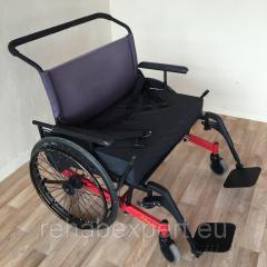 Инвалидная коляска специальная для больших пациентов Specialised Eclipse 600 Bariatric Extra-Wide Wheelchair