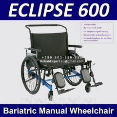 Специальная инвалидная коляска для больших пациентов Specialised Eclipse 600 Bariatric Extra-Wide Wheelchair