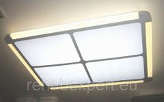 The ceiling LED LED 79P-100 Lamp with luminous