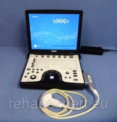 Portable ultrasonography GE Logiq e BT12