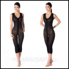 Compression Female baud for plastic surgery of