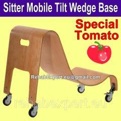 Мобильная деревянная база Special Tomato Mobile Base Large
