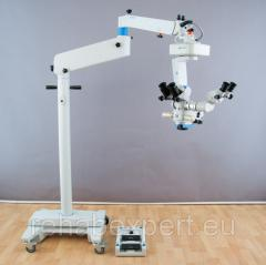 Operational ophthalmologic microscope of