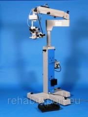 Ophthalmologic operational microscope of Carl
