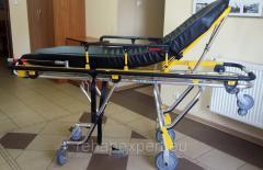 Многофункциональные автоматические носилки для машин скорой помощи New Stretcher For Ambulances