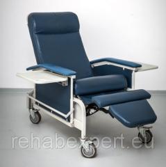 Кресла для забора крови и гемодиализа