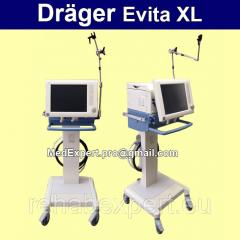 Device IVL Drager Evita XL Ventilator