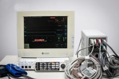 Modular monitor of the patient of GE Solar 8000M