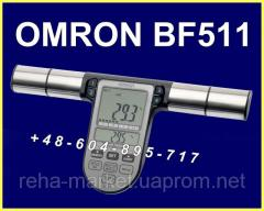 OMRON BF 508/511 Bathroom Scales Monitor of key