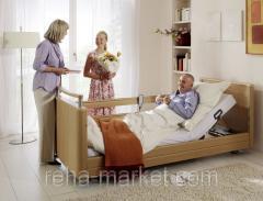 Б/У Burmeier INOVIA Care Bed Электрическая Медицинская Кровать для Реабилитации