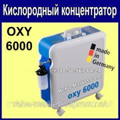 Demo Концентратор кислорода Bitmos Oxy 6000 Oxygen Concentrator