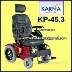 Электроколяска для длительных поездок KARMA KP-45.3 Powered Wheelchair