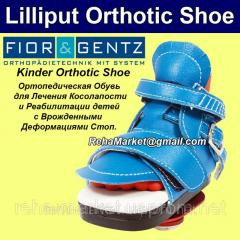 LILLIPUT Kinder Orthopedic Footwear for Treatment