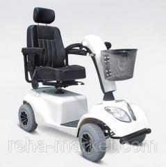 Электрический скутер с ручным управлением W4028 Cruiser Ii Scooter
