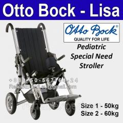 Special Stroller for Rehabilitation of Children of