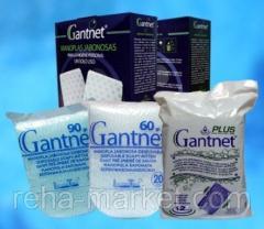 Рукавицы Пенообразующие пропитаные Мыльной Пеной GANTNET ® Soap Gloves