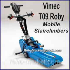 Б/У Мобильный гусеничный подъемник для инвалидов VIMEC Т09 Roby Standart