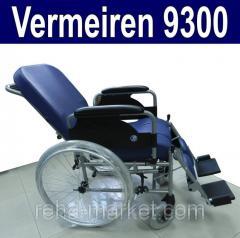 Kресло-Коляска санитарным оснащением модель Vermeiren 9300 Sanitary Wheelchair