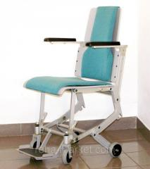 Alber X3 ScalaStuhl the Special Mobile Chair for
