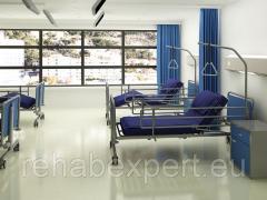 Электрическая Усиленная Медицинская Кровать Electrically operated hospital bed Taurus Med max 210kg