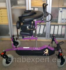 R82 BRONCO Ходунки высокомобильные для ходьбы
