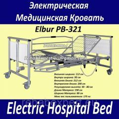 Электрическая Медицинская Кровать Elbur PB 321 Electric Hospital / Home Care Bed