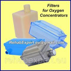 Универсальный фильтр для концентраторов кислорода