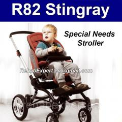 R82 Stingray the Walking Wheelchair for the