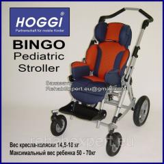 HOGGI BINGO Size 2 Special Needs Stroller - Коляска инвалидная для детей с ДЦП