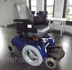 Электрическая Коляска из Германии Б/У PRIDE JAZZY 1170 Power Wheelchair