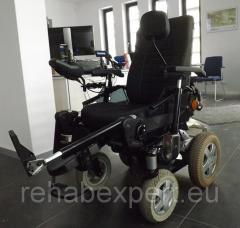 Электрическая Коляска из Германии Б/У Invacare Storm 3 Euro Power Wheelchair