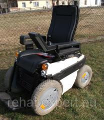 Электрическая Коляска из Германии Б/У Meyra Genius 1.522 Power Wheelchair