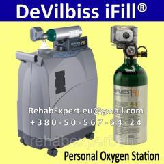 Кислородная станция персональная Devilbiss Ifill Personal Oxygen Station