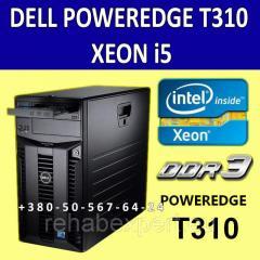 DELL TOWER T310 XEON i5 4X2530 8GB 2X73GB SAS