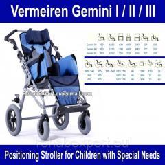 Специальная коляска для детей с ДЦП...