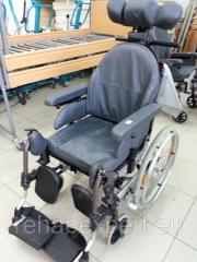 Многофункциональная коляска Sunrise Medical Breezy Relax 900