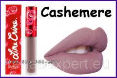 Lime Crime Lipstick Velvetines Cashmere - Soft