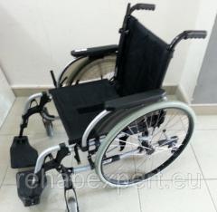 Легкая Алюминиевая Инвалидная Коляска
