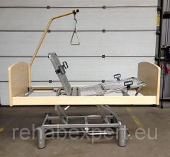 Б/У Реабилитационная Кровать для больниц Stiegelmeyer Hospital Reha Bed