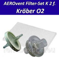 Концентратор кислорода Aerovent Filter-Set K 2 F Kröber O2