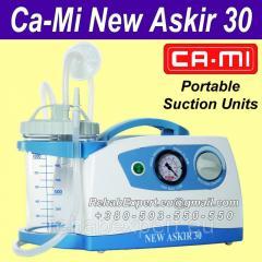 Отсасыватель хирургический Ca-Mi New Askir 30 аспиратор