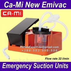Portable foot block of absorption Ca-Mi New Emivac