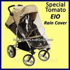 Special Tomato EIO Special Stroller - Специальная Прогулочная Коляска для Реабилитации Детей с ДЦП