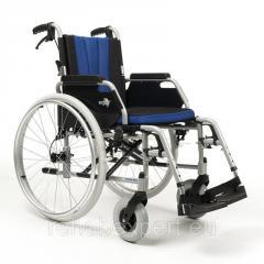 Легкая инвалидная коляска до 100 кг - Vermeiren Eclips X2 Ultra Light Wheelchair