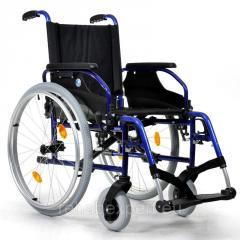 Легкая инвалидная коляска до 130 кг - Vermeiren D200 Ultra Light Wheelchair